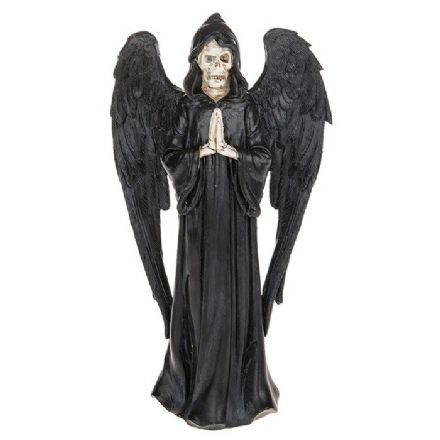 Gothic Ghouls Praying Grim Reaper